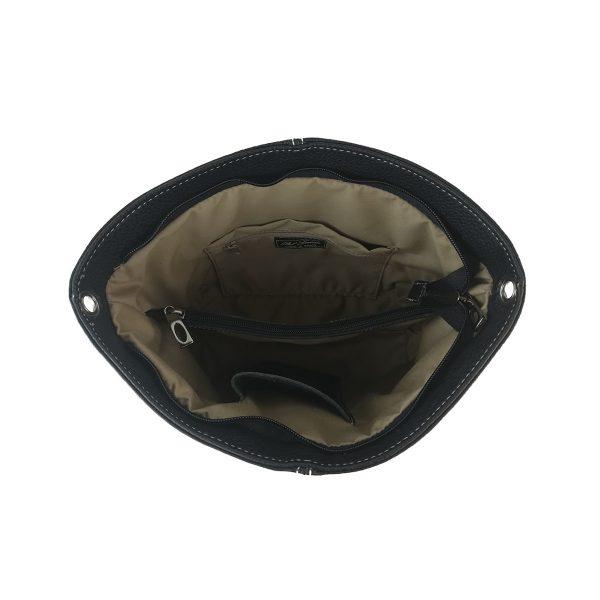 basic de piel peque negro2