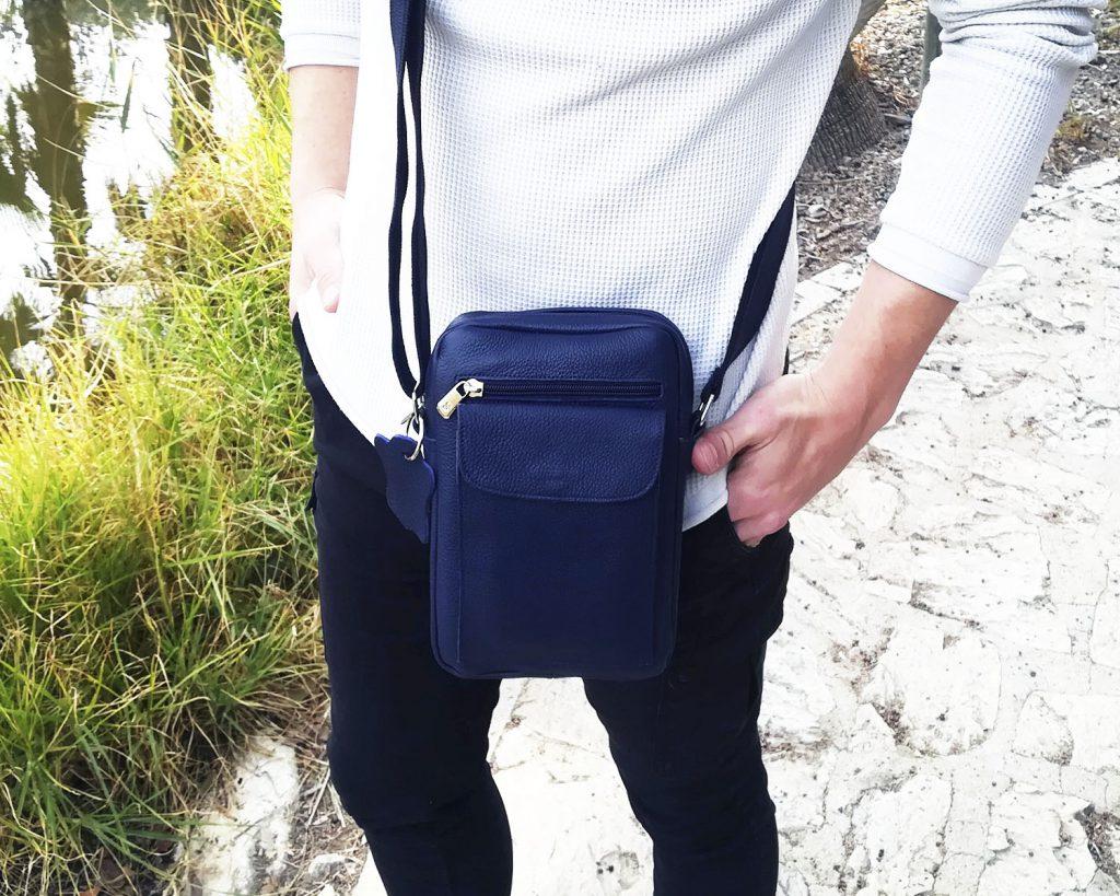 bolso de hombre bolsillo mod