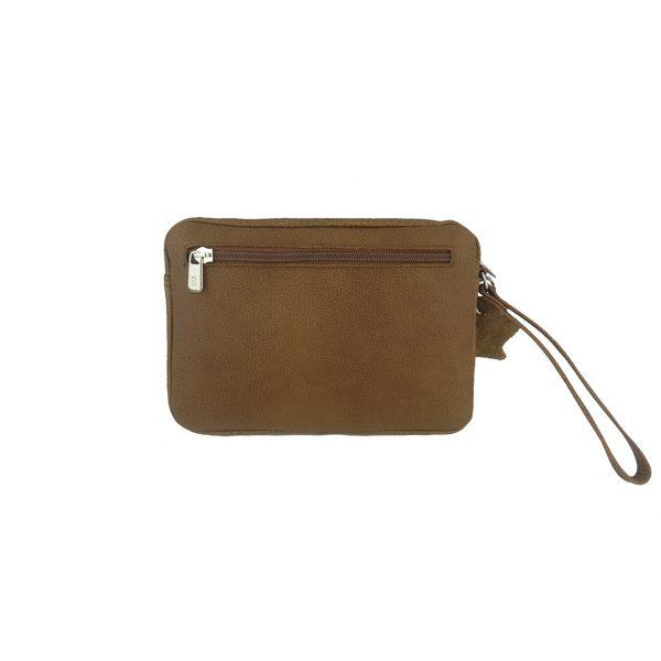 bolso de mano hombre mediano cuero1
