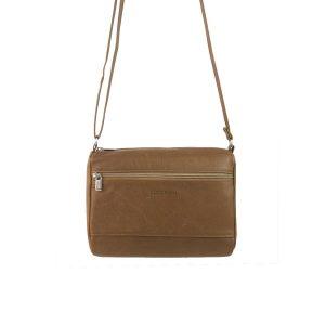 bolso de piel clasic cuero, hecho en España
