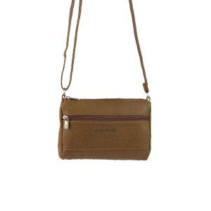 bolso de piel clasic mini cuero, hecho en España