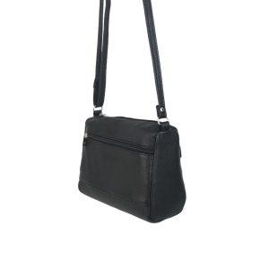 bolso de piel clasic negro 2