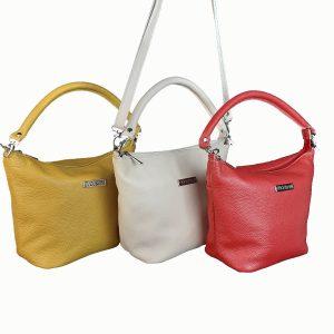 bolso de piel cubo colores 3