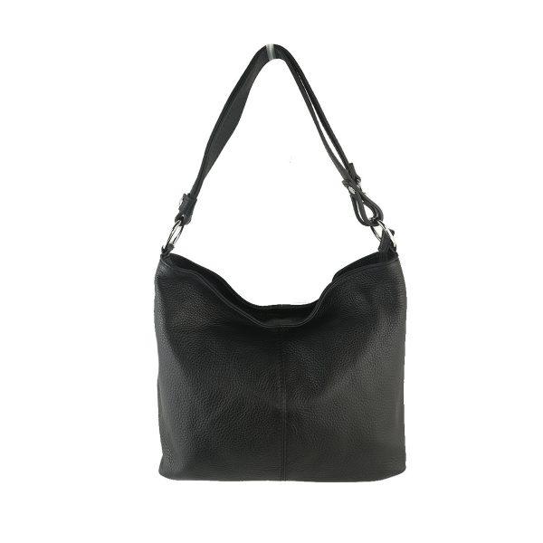 bolso de piel verona negro1