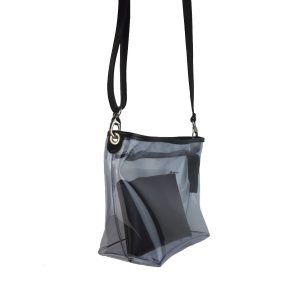 bolso transparente basic 502