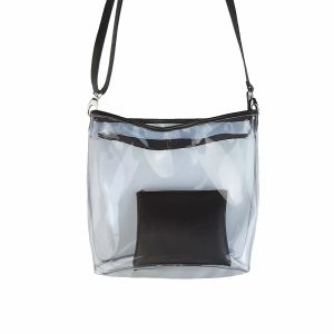 bolso transparente basic 503