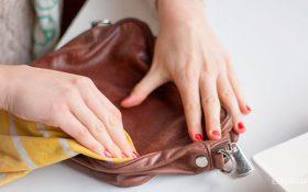 ¿Cómo limpiar y cuidar tu bolso de piel?
