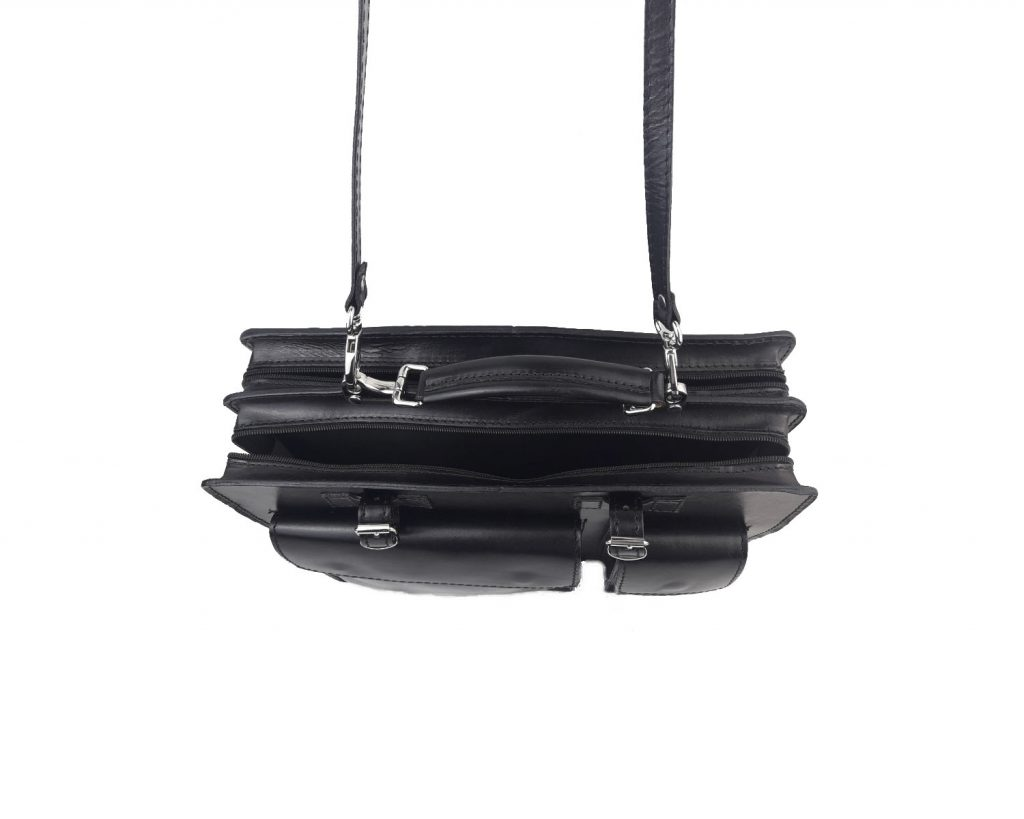 maletin de piel negro mod.satchel grande arriba2