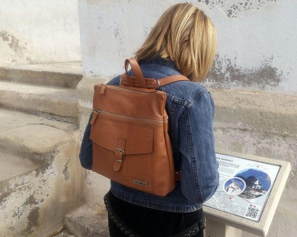 mochila-bolso de piel mod2